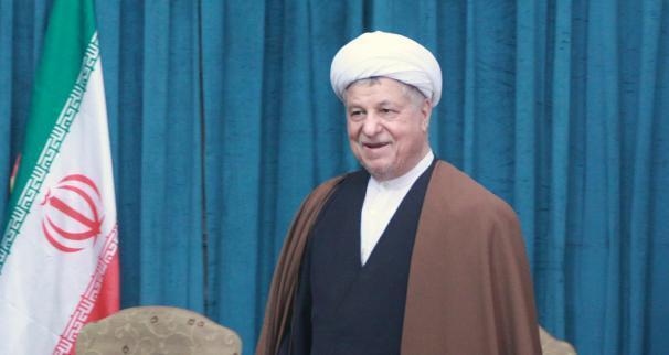 اکبرهاشمی رفسنجانی، رئیس مجمع تشخیص مصلحت نظام اسلامی