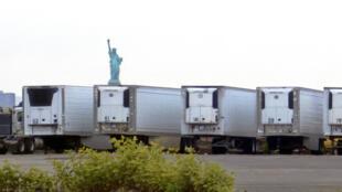 Caminhões frigoríficos