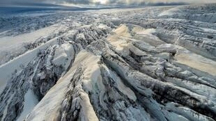 Le Hoffellsjökull est un glacier d'Islande constituant une langue glaciaire du Vatnajökull, le plus grand parc national d'Europe, désormais classé au patrimoine mondial de l'Unesco.