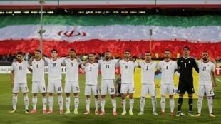 'Yan wasan tawagar kwallon kafar Iran