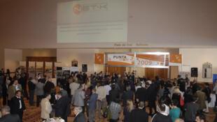 Punta Show organizó los encuentros del audiovisual latinoamericano del 22 al 24 de marzo de 2010 en Punta del Este (Uruguay)