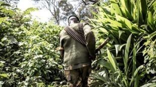 Un militaire des Forces Armées de la RDC. (Image d'illustration).