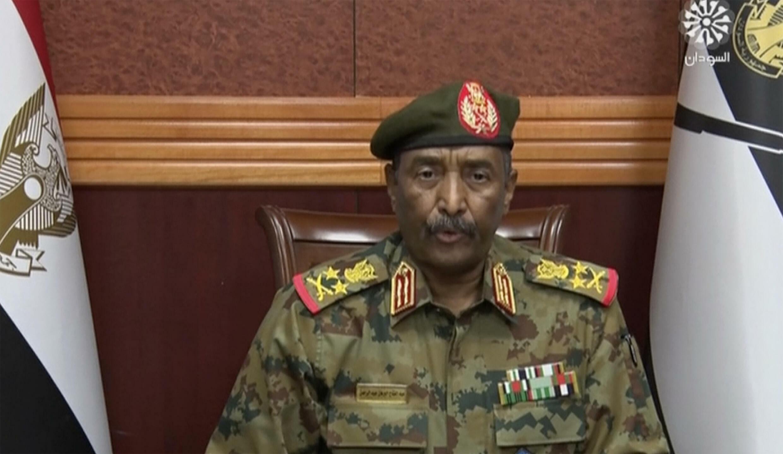 General Abdel Fattah al-Burhan - Soudan - coup d'État