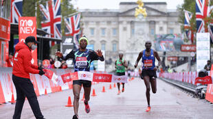 2020-10-04 sport athletics london marathon Shura Kitata ethiopia