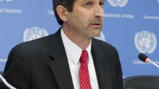 Ariel Dulitzky, presidente del Grupo de Trabajo sobre las Desapariciones Forzadas o Involuntarias.