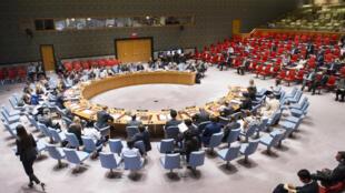Conselho de Segurança da ONU sobre a Guiné-Bissau