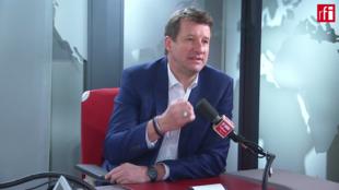 Yannick Jadot sur RFI le 11 février 2019.
