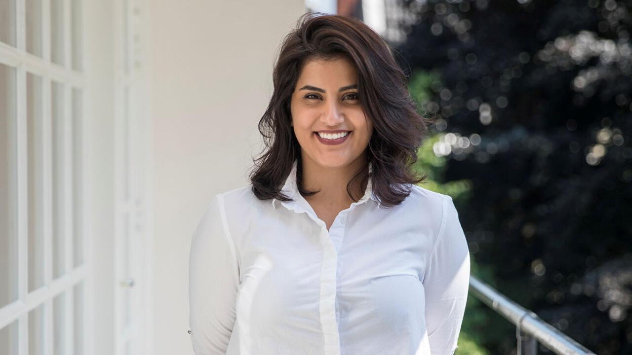 Ativista Loujain al-Hathloul