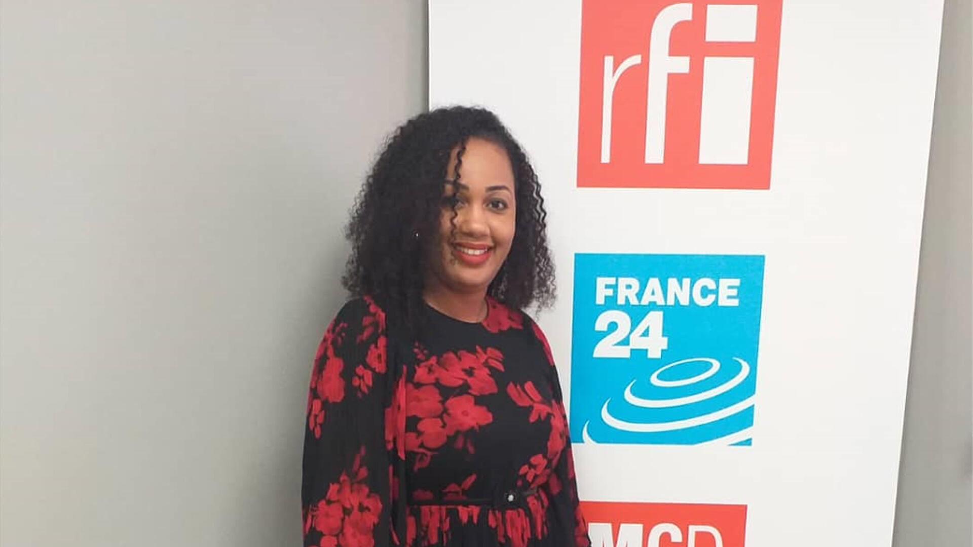 Djeynaba Seydou Bâ, journaliste et entrepreneure sénégalaise.