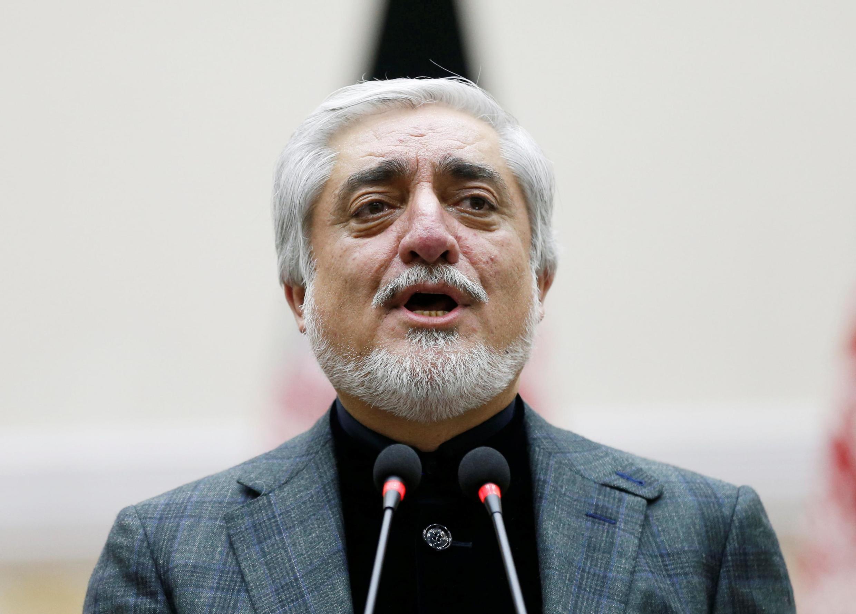 عبدالله عبدالله، رئیس شورای عالی مصالحۀ ملی افغانستان