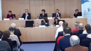La onzième Conférence Agricole du département de la Charente Maritime a eu lieu le 29 novembre 2019 à La Rochelle.