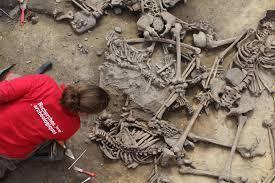 阿爾薩斯省阿尚安小鎮發現的新石器時代大屠殺遺址