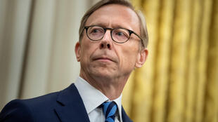 """State Department Special Representative for Iran Brian Hook said the US needs no one's """"permission"""" to initiate the so-called """"snapback"""" at the UN"""