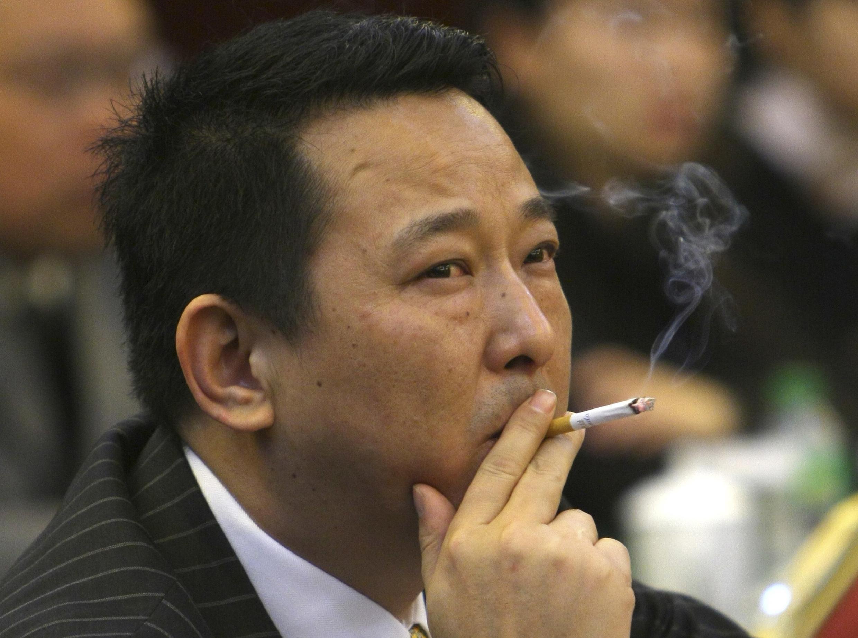 Tòa phúc thẩm Trung Quốc y án tử hình nhà tỉ phú Lưu Hán - REUTERS/Stringer