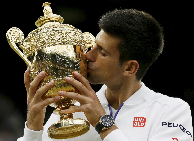 Wannan ne kofi na uku da Djokovic ya lashe a Wimbledon cikin shekaru 5.