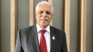 Ministro cabo-verdiano do Turismo, Transportes e da Economia Marítima, José Gonçalves