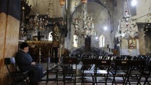 La Basilique de la Nativité est l'une des plus vieilles églises du monde, bâtie au IVe siècle par les Romains.