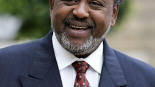 Ismaël Omar Guelleh, président de Djibouti depuis 1999.