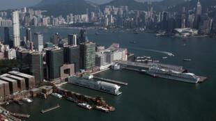 香港金融中心一瞥