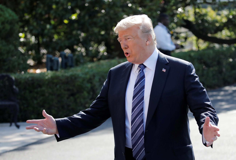 دونالد ترامپ، رئیس حمهوری آمریکا، صبح جمعه اعلام کرد دیدار او با رهبر کُرۀ شمالی ممکن است انجام گیرد