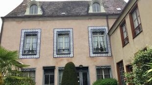 Maison familiale de Marcel Proust à Illiers-Combray.