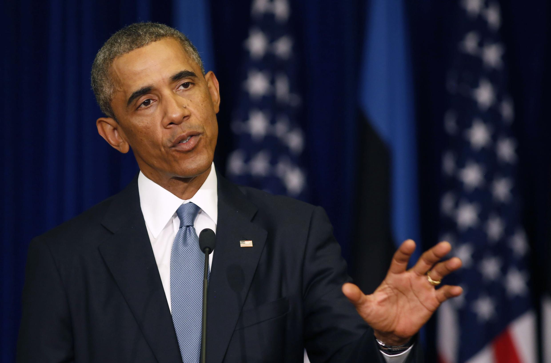 O presidente norte-americano, Barack Obama.