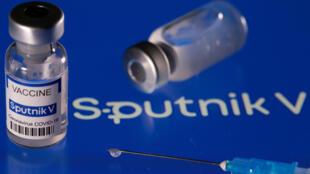 Alemanha quer negociar diretamente com a Rússia possível compra da vacina Sputnik V.