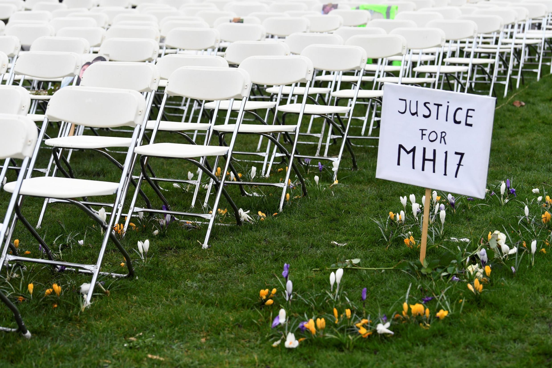 As famílias das vítimas do MH17 exigem que justiça seja feita.