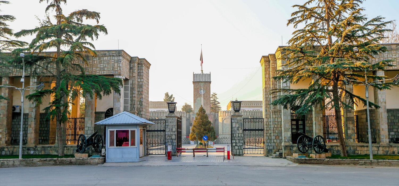 Afghanistan_Palais presidentiel