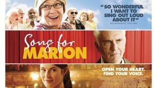 Affiche du film «Song For Marion» de Paul Andrew Williams.