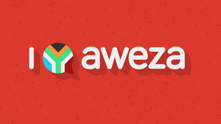Aweza is available on the Apple app store and Google play store