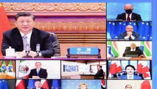 美国总统拜登所发起的领导人气候峰会于4月22日召开