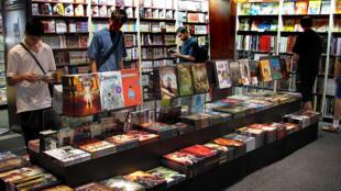 Sách văn học Việt Nam dịch sang Pháp ngữ vẫn hầu như vắng bóng trên các cửa hiệu sách tại Pháp.