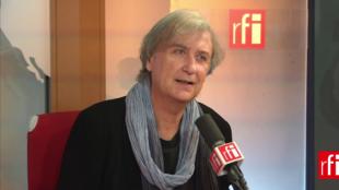 Le dessinateur de presse Plantu, président d'honneur de Cartooning for Peace, lors d'un précédent passage à RFI.