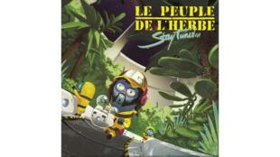 La pochette de «Stay Tuned», le nouvel album de Le peuple de l'herbe.