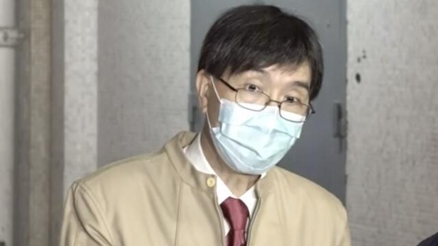 袁国勇:厕所热水雾气上升疑是住宅楼下传楼上原因(photo:RFI)