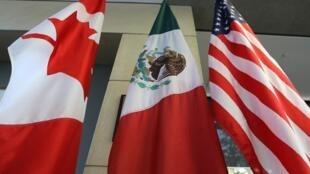 Tutocin kasashen Mexico da Canada da Amurka