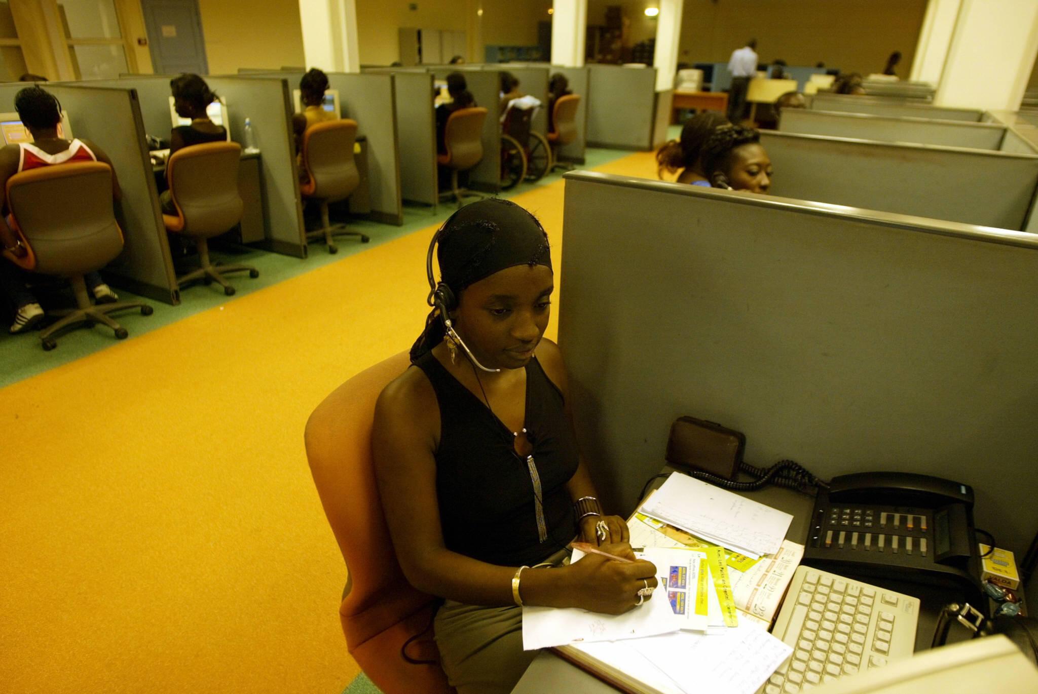 L'Afrique est le continent le plus jeune au monde. Elle est aussi le continent le plus en retard en matière de nouvelles technologies de l'information.