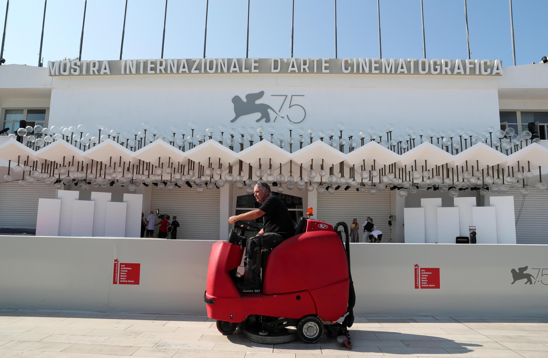 В Италии открывается 75-й Венецианский кинофестиваль