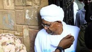 Tsohon shugaban kasar Sudan Omar Hassan al-Bashir.