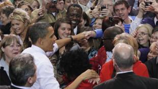 Congress passes Obama's landmark healthcare bill
