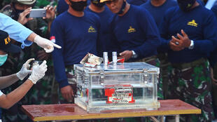 The flight data recorder from the crashed Sriwijaya Air 737 has been recovered