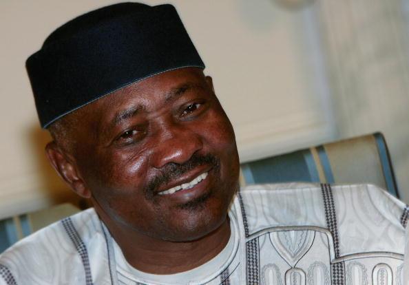 Amadou Toumani Touré, l'ancien président malien.