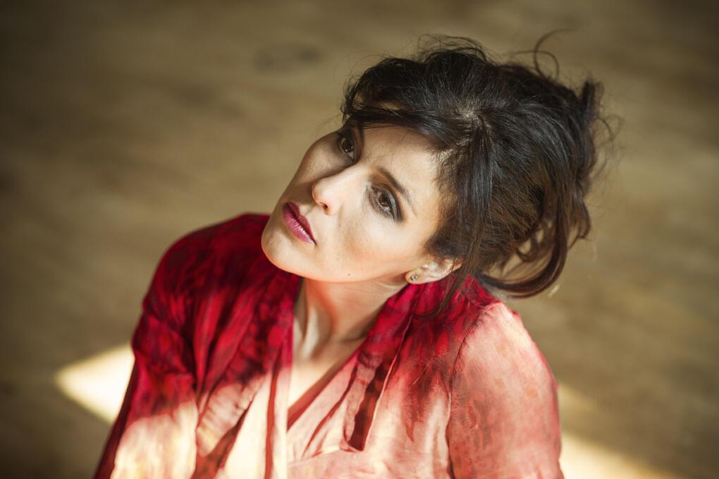 Singer Souad Massi