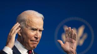 Joe Biden nombró a la representante Deb Haaland, de Nuevo México, para el puesto de Secretaria de Interior.