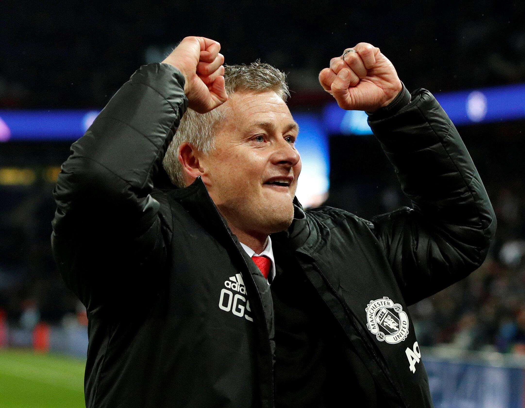 Mai horas da kungiyar Manchester United, Ole Gunnar Solskjaer