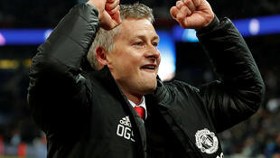 Ole Gunnar Solskjaer scored Manchester United's winner in the Champions League final in 1999.