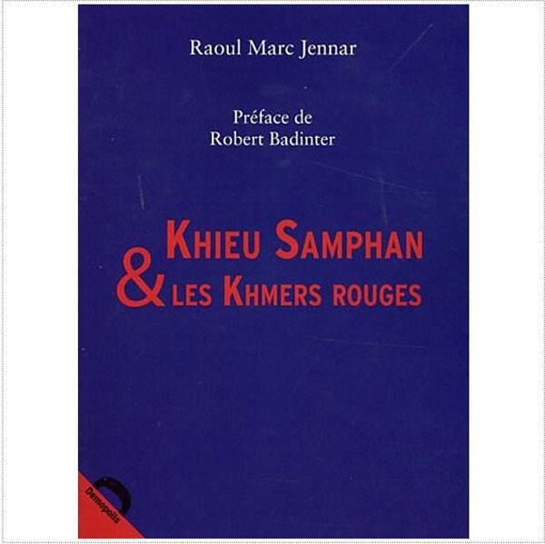 Couverture du livre de Raoul Marc Jennar.