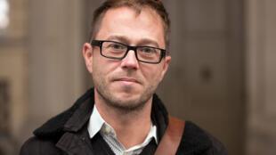 Le réalisateur français Jean-Gabriel Periot