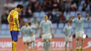 Lionel Messi, mchezaji wa FC Barcelona na timu ya taifa ya Argentina